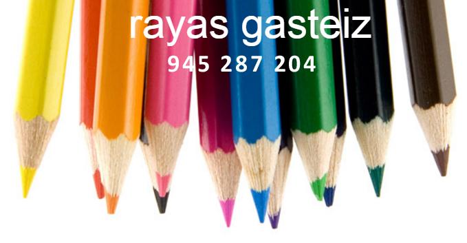 MATERIAL DE OFICINA RAYAS GASTEIZ VITORIA, IMPRENTA, SELLOS DE CAUCHO, SUMINISTROS DE OFICINA RAYAS GASTEIZ VITORIA